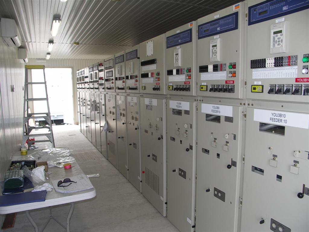Electrical Industrial Amp Commercial Electromech Services